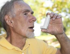 Research indicates that azithromycin may be useful in treating asthma.