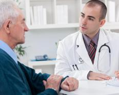 A doctor may order prostate removal surgery to treat chronic inflammation.