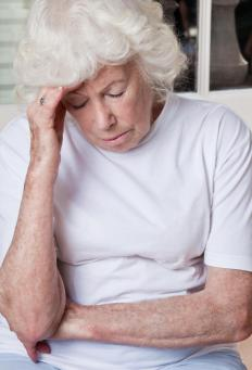 Vitamin and mineral deficiences may cause fatigue in seniors.