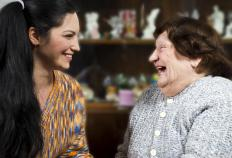 Nursing home directors may facilitate patient visitations with relatives.