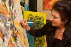 Art can help with a person's emotional rehabilitation.