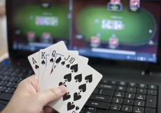 Virtual gambling games are a form of online entertainment that may be enjoyed by people without risk of losing money.