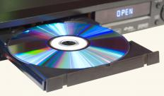 A DVD disclaimer is a legal statement releasing the DVD company from legal liability of opinions expressed in the DVD bonus content.