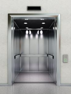 Elevator etiquette includes the correct behavior when boarding, riding and disembarking.
