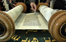 Many Jews connect the eye in hand amulet to the five books of the Torah.
