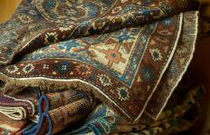 Shellac is used in Oriental rug dyes.