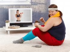 A body sculpting system purchased for home use often includes a workout DVD.