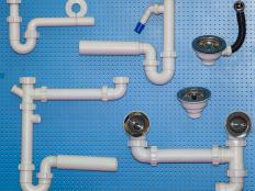 Most household plumbing equipment has an air trap.