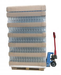 Pallet jacks are designed to quickly and easily move heavy goods.