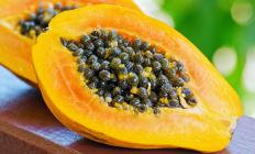 Enzymatic debridement substances that contained papaya have been removed from the market because of allergic reaction concerns.