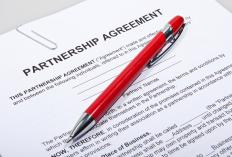 A law regulating business partnerships might provide that, in the absence of an agreement 'inter se,' the partners must divide all profits of the partnership equally.