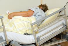Hospital bed mattresses should be comfortable and flexible enough to bed with the bed.