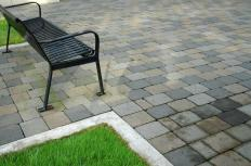 Only one method of sealing pavers is considered foolproof.