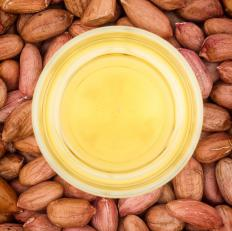 An allergy to peanuts can be life-threatening, so avoid peanut oil when cooking for or in the vicinity of anyone with peanut sensitivities.
