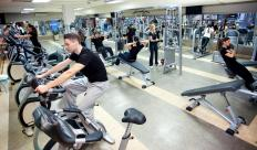 Many gyms offer upright ellipticals and traditional stationary bikes, in addition to elliptical bikes.