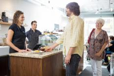Satisfied customers are likely to be repeat customers in the service industry.