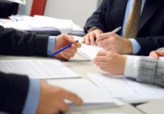 A proper negotiation team needs a person to oversee research and to prepare necessary documents.