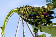 There are six major amusements parks in the Little Rock area.