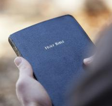 The Holy Bible holds many of the earliest examples of trial by ordeal.