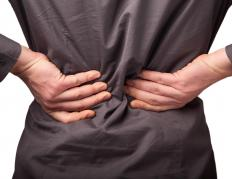 Severe chronic lower back pain is frequently treated through a nerve block at the lumbar plexus.