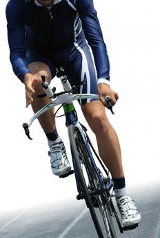 Bike riding is considered to be a good fat-burning  exercise.