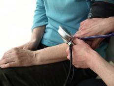 High blood pressure may cause carotid artery pain.