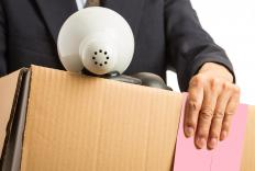 Layoffs are a common result of organizational downsizing.