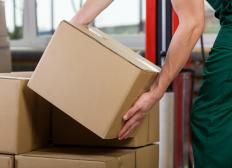 Under the terms of a collect shipment, the seller or agent is responsible for packaging cargo responsibly.