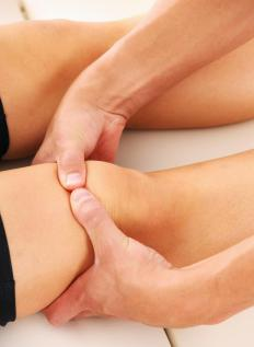 An orthopedic massage may help relieve tight muscles.