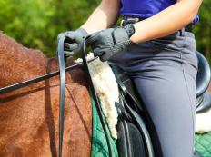 Spa hotels may offer fitness activities like horseback riding.