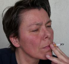 Epidemiology has a hard time proving some cause and effect relationships on individuals, such as the claim that smoking caused one person's lung cancer.