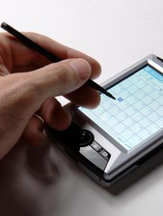 A Pocket PC PDA is a type of personal digital assistant that runs Windows Mobile operating system.