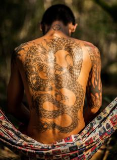 Tattoo lotions with sunscreen are essential for protecting tattoos from sun damage.