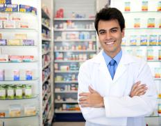 A pharmacist must attend pharmacy school and pass a licensing exam.