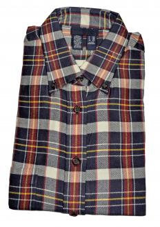 Flannel is a popular material to make warm nightdresses for winter months.