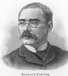 "Rudyard Kipling was the first person to use the phrase ""grass roots"" in writing."