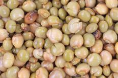 Pigeon peas are drought-resistant legumes.