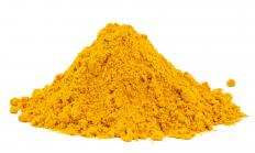 Tumeric is a main ingredient in Vietnamese pancakes.