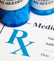 A physician may prescribe an antidepressant medication for a patient with bipolar disorder.