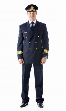 Pilots are among the highest paid workers