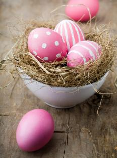 Hunting Easter eggs connects Christianity with Greek and Roman pagan rituals.