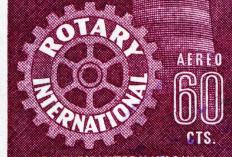 Rotary clubs are local chapters of the group Rotary International.