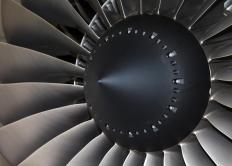 Fuel starvation is not common for airplane engines, but problems sometimes occur related to the delivery of fuel to combustion chambers.