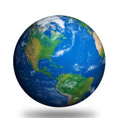 Earth Day is an annual event where people celebrate the Earth's natural environment.