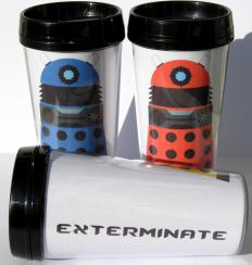 Insulated mugs are a common choice for promotional coffee mugs.