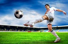 A plyometic program for a soccer player would focus on lower body exercises.
