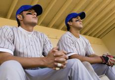 Chewing tobacco is popular with many baseball players.