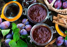 Muscadine grapes are often used to make a variety of products, including jams and jellies.