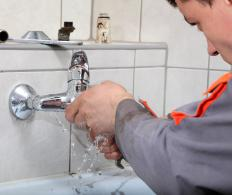 The size and installation of a faucet plays an important role in how well it will function in the home.