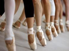 Ballet, a type of performing arts.